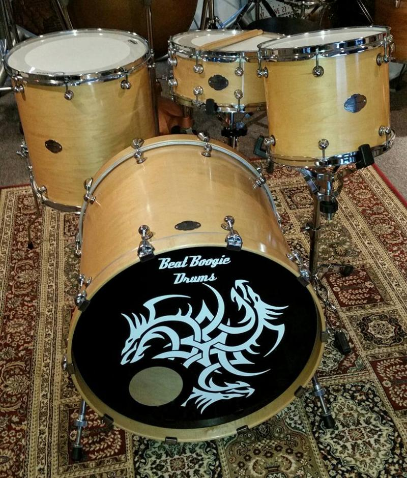 Beat Boogie Drums.