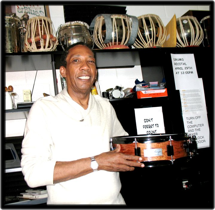 "Frank Donaldson – Corky Siegel – Drummer on ""Tighten Up"""