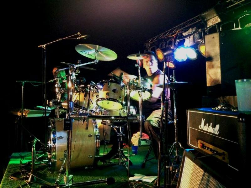 Marty Mardirosian of M & R Rush