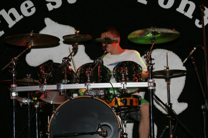 Matt Bent and The Fish Tank Mafia