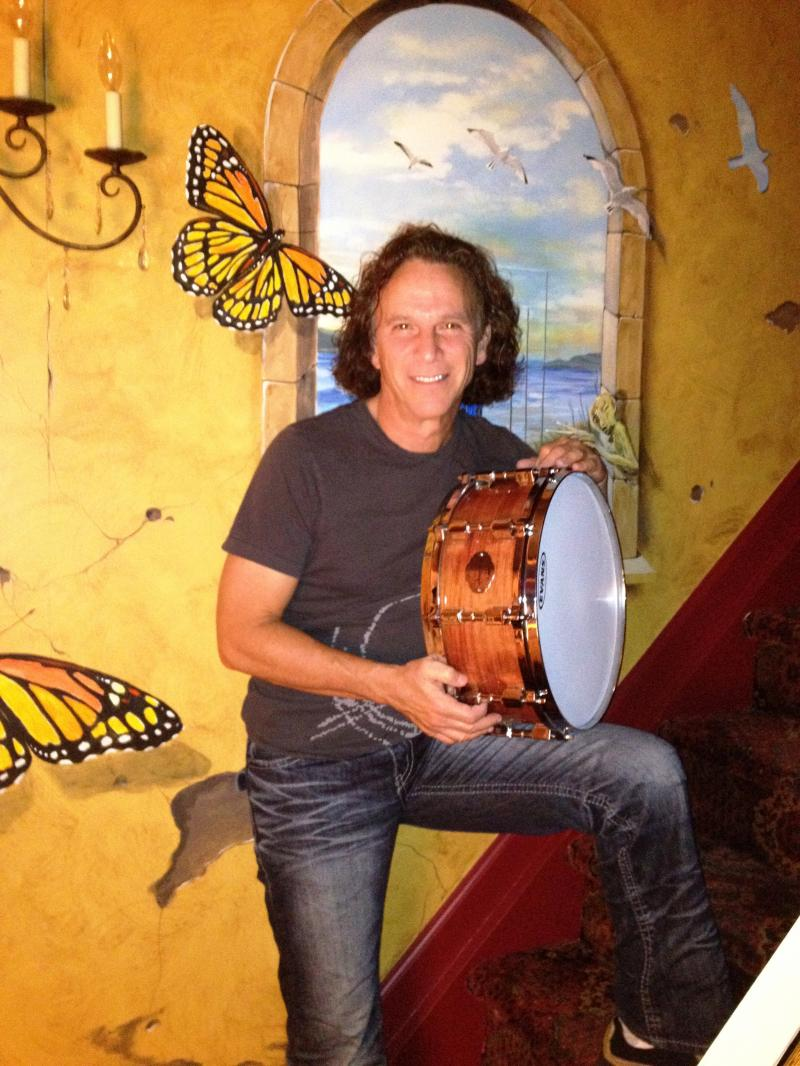 Rod Morgenstein – Winger – Dixie Dregs