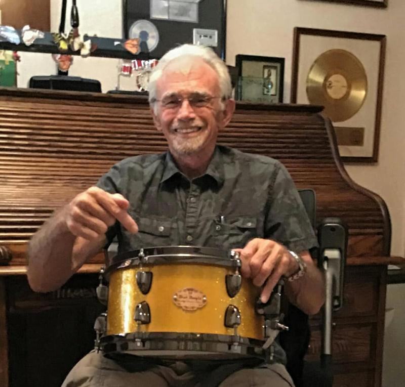 Ron Bushy Iron Butterfly Beat Boogie Drums