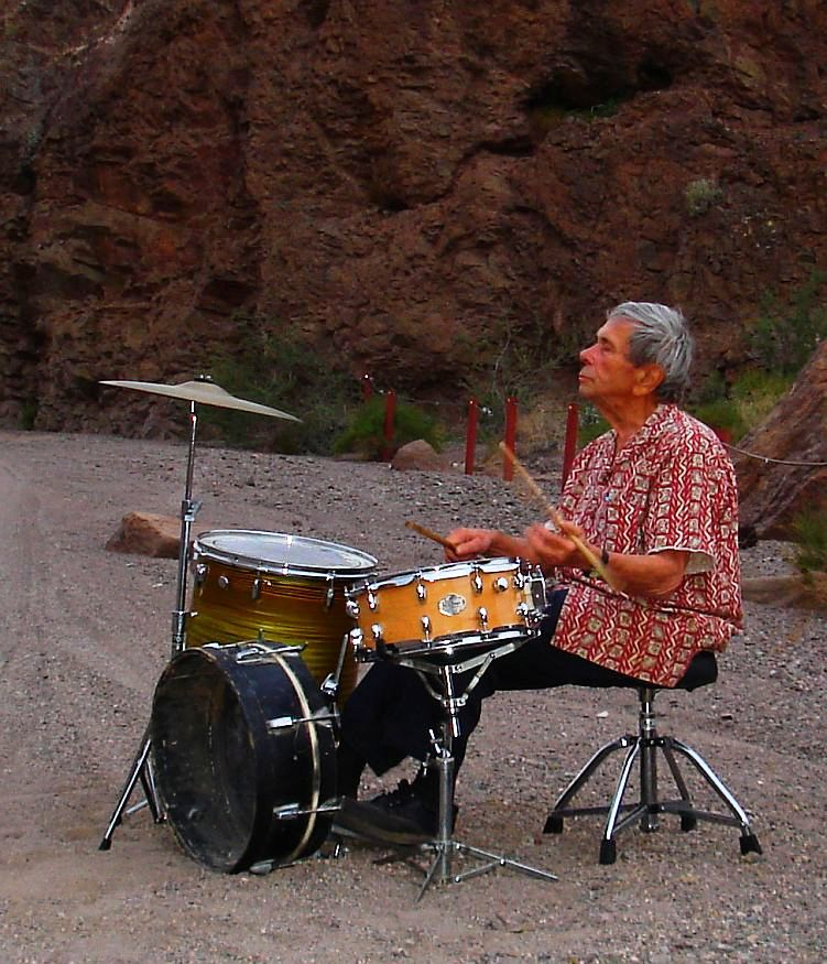Drum Legend Sandy Nelson
