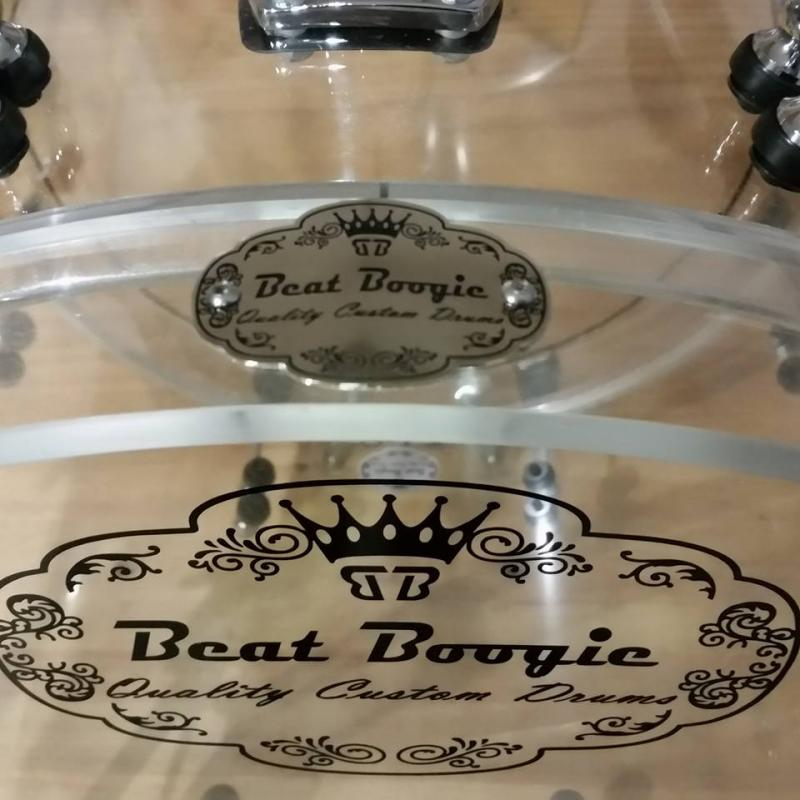 The Beat Boogie Quality Custom Acrylic Bop Kit