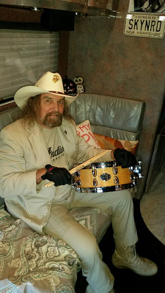Artimus Pyle Beat Boogie Drums