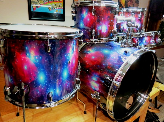 Cosmic Beat Boogie Drums